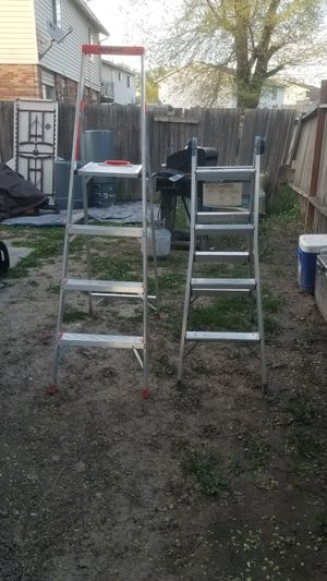 2 New ladders $120 for both for Sale in West Valley City, UT