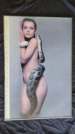 Nastassja kinski and the serpent picture for Sale in Westminster, CA