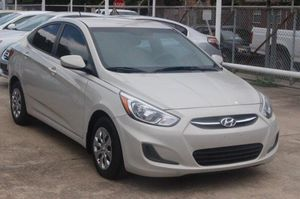 2015 Hyundai Accent GLS for Sale in Houston, TX