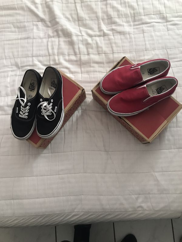 Vans size 9 collection