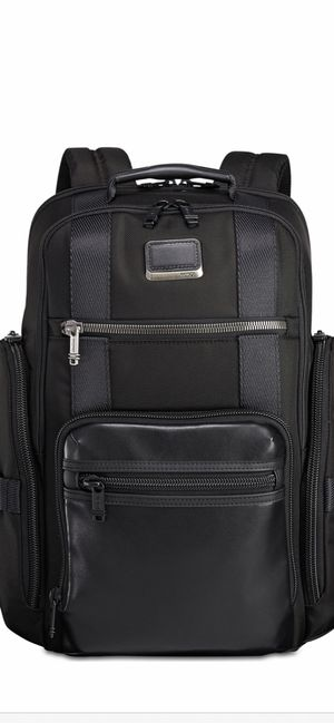Tumi alpha bravo Sheppard brief pack for Sale in Jersey City, NJ