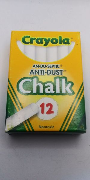 Free Box of New Chalk with any $30 + order 🖍🖌📏📬 for Sale in Sunnyvale, CA