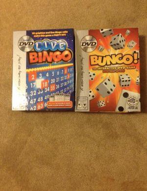 DVD Board Games $5 Each for Sale in San Antonio, TX