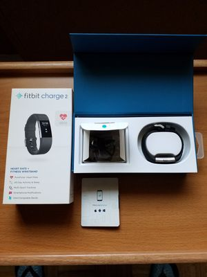 Fitbit Charge 2 - Fitness Tracker for Sale in The Bronx, NY