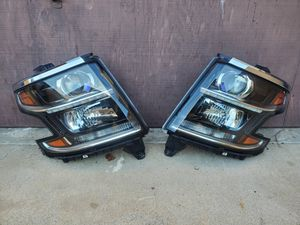 Tahoe / Suburban 2015 2016 2017 2018 2019 2020 Headlights for Sale in Los Angeles, CA