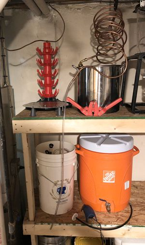 Homebrew equipment for Sale in Rockville, MD