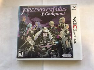 Fire emblem conquest CASE ONLY for Sale in Oceanside, CA