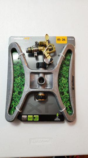Melnor XT Metal Sprinkler 85Ft Diameter for Sale in Newark, CA