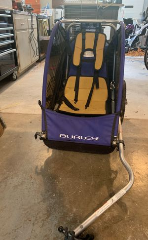 Burley Bike Trailer for Sale in Alexandria, VA
