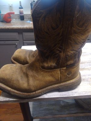 Ariat ST work boots for Sale in New Orleans, LA
