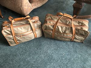 Hartmann Luggage two pieces for Sale in Roselle, IL