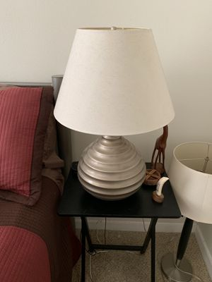 Lamp with Shade for Sale in Austin, TX