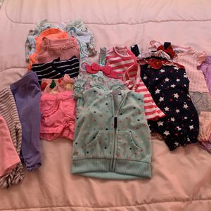 0-3 Month Baby Girl Clothes for Sale in Commerce City, CO