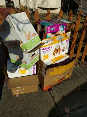 Free boxes for Sale in Petaluma, CA
