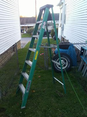 7ft step ladder for Sale in White Hall, WV