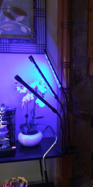 Grow Light Plant Growing LED Lamp Indoor Plants Hydroponics Timing Dimming US Open Box for Sale in Greenville, SC