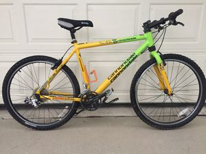 """Cannondale Sobe Team Bike Rigid MTB 20""""/51cm Hand Made in USA 🇺🇸 18 Speed for Sale in Denver, CO"""