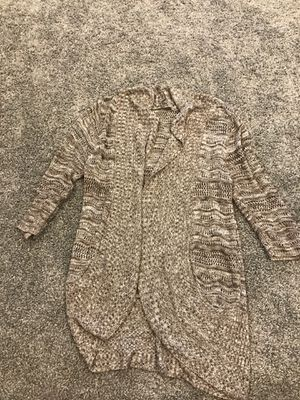 Brown Cardigan Small for Sale in Las Vegas, NV