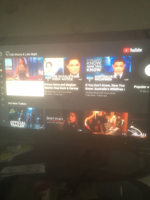 43 in tv with Roku