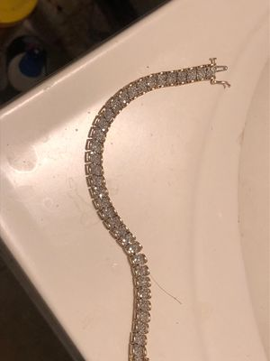 Diamond bracelet for Sale in Manchester, CT