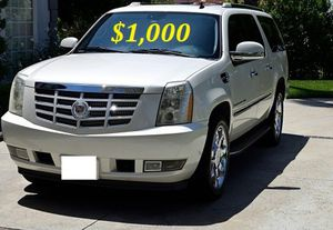 🍁$ 1,000 Selling my 2008 Cadillac Escalade🍁 for Sale in Gulfport, FL