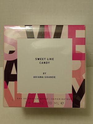 """FIRM """"SWEET LIKE CANDY""""by ARIANA GRANDE for WOMEN. 3.4oz Eau de Parfum. for Sale in Manor, TX"""