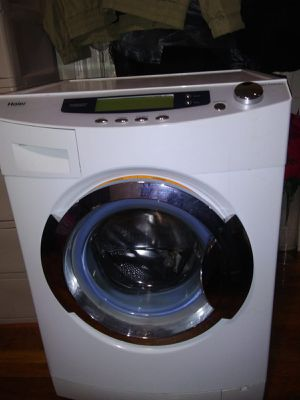 Haier washer and dryer compact for Sale for sale  Bronx, NY
