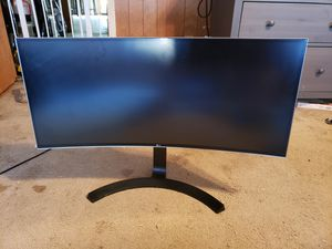 LG 34inch Curved Gaming Monitor $300-400 for Sale in Fort Worth, TX