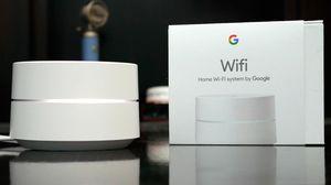 2 google wifi mesh routers for Sale in Miami, FL