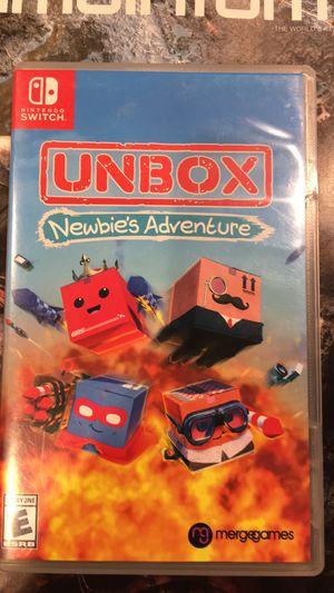 Unbox Newbies Adventure for Sale in Venus, TX