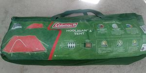 Coleman tent stove and light for Sale in Palatine, IL