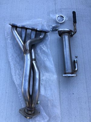 K Tuned Stainless Steel Header 06-11 Honda Civic Si Sedan and Coupe for Sale in Garden Grove, CA
