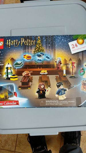 Lego Harry Potter Advent calender for Sale in Gaithersburg, MD