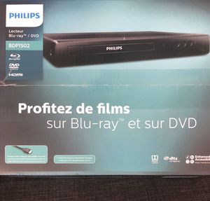 Blu-ray DVD player Phillips for Sale in LYNWOOD, CA