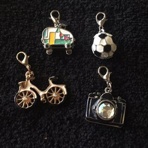 CHARMS W/bracelet Making Kit-$20-SEE PICS for Sale in Columbus, OH
