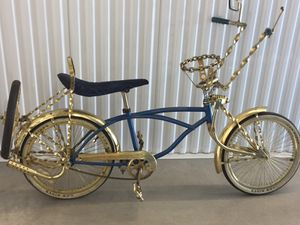 Low Rider Bike / Bicycle / Vintage for Sale in Houston, TX