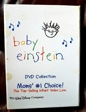 Baby Einstein DVD Collection for Sale in Riverton, CT