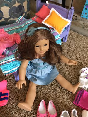 American Girl Doll with accessories for Sale in Fremont, CA