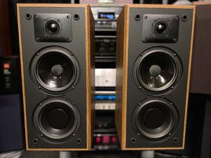 Polk Audio M5jr+ speakers in new condition with original box for Sale in Barrington, IL