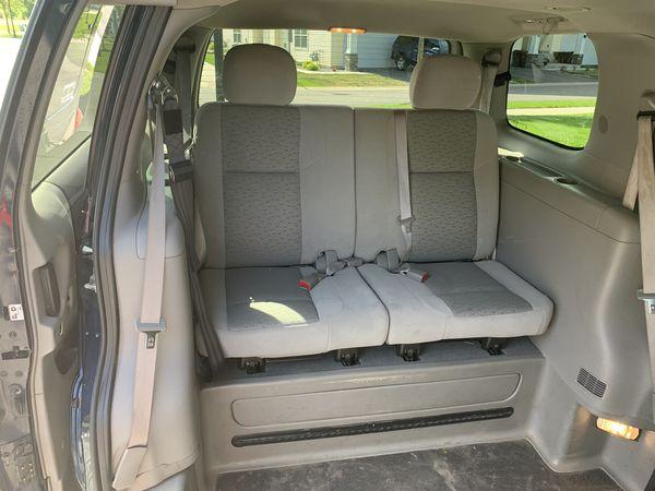 2007 Chevy Uplander Wheelchair van