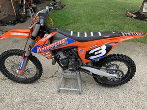 2017 KTM 125 SX for Sale in Vancouver, WA