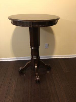 Solid Wood Pedestal Pub Table for Sale in Alpharetta, GA