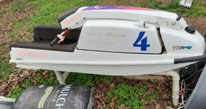 1991 Kawasaki JS550-C1 Racing Jet Ski for Sale in Madison, NC