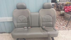 Bench seat from 2002 Chrysler Town and Country mini van for Sale in Colorado Springs, CO