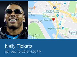 Nelly vip tickets for Sale in Cheektowaga, NY