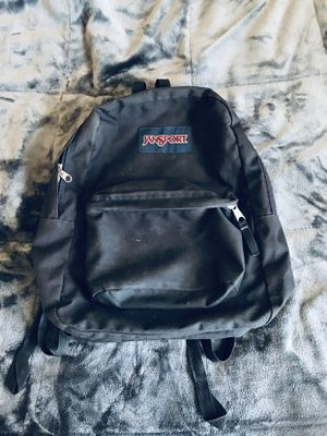 Original black Jansport backpack for Sale in North Las Vegas, NV