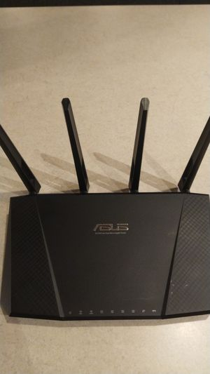 Asus Wireless Router 802.11ac RT-AC87U for Sale in Seattle, WA