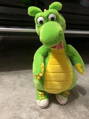 90s Dudley the dragon stuffed animal for Sale in Vancouver, WA