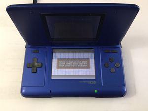 Nintendo DS Model NTR-001 Blue color used.Bonus Lego Harry Potter game for Sale in Ashburn, VA