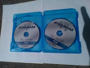 Star Wars blu rays for Sale in Portland, OR